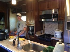 Chef Blake