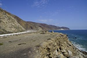 Pacific Coast Highway views driving toward Oxnard