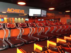 Orange Theory gym
