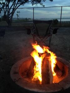 Campfire love