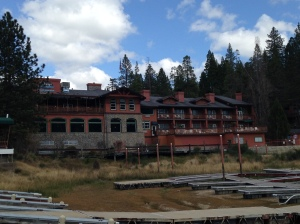 Bass Lake Lodge - where John Candy and Dan Aykroyd filmed The Great Outdoors