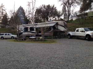 Fond memories of the Oakhurst, CA RV Park