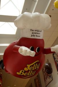 Yummy mascot
