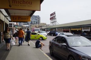 Pike Place Market - Love!