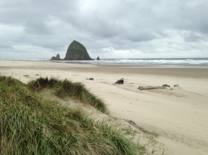 Haystack Rock - Cannon Beach