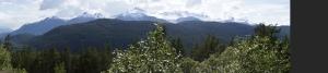 Whistler mountain range
